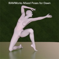 Mixed Poses for Dawn