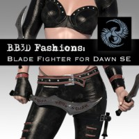 BB3D Fashions - Blade Fighter for Dawn