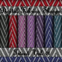 Digital Fabric Shoppe - Tweed Vol 01