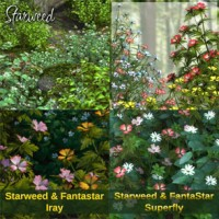 Starweed and FantaStar Value Stack