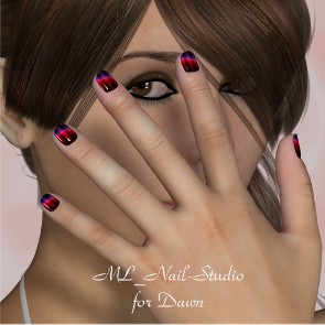 ML Nail Studio Vol 1 (DS)