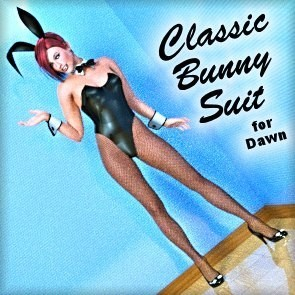 Classic Bunny Suit for Dawn Value Stack (DS)