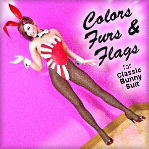 Colors, Furs & Flags for Classic Bunny Suit (DS)