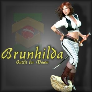 Brunhilda Outfit for Dawn