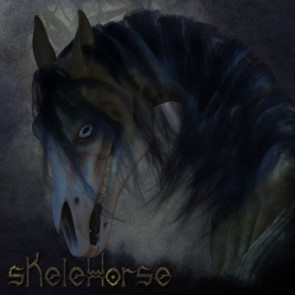 SkeleHorse for the HiveWire Horse