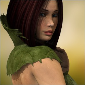 Fawna for Dawn (DAZ Studio)