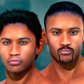 Brothers for Dusk (DAZ Studio)