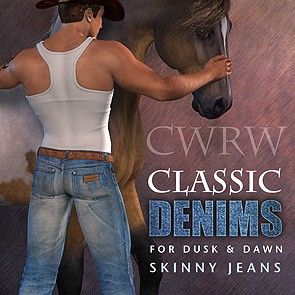 CWRW Classic Denim for Dawn & Dusk Skinny Jeans
