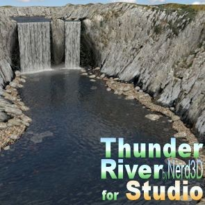 Thunder River - DAZ Studio