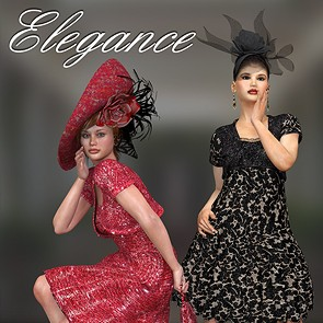 Elegance for Bolero Dress