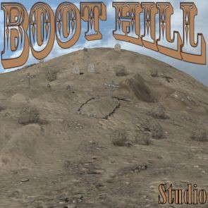 Boot Hill - DAZ Studio