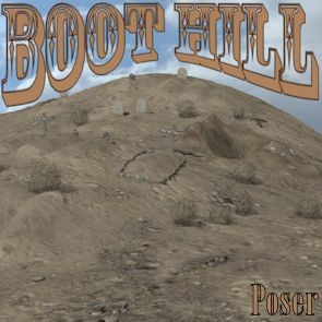Boot Hill - Poser