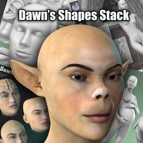 Dawn's Shapes Stack