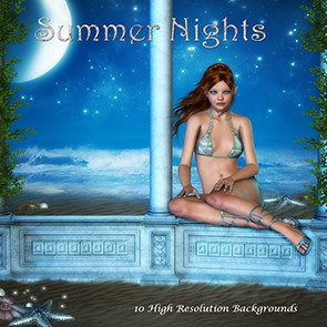 Summer Nights Backgrounds
