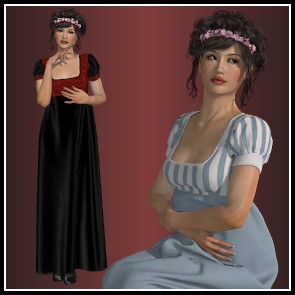 Dynamics 01 for Dawn - Darcy Dress