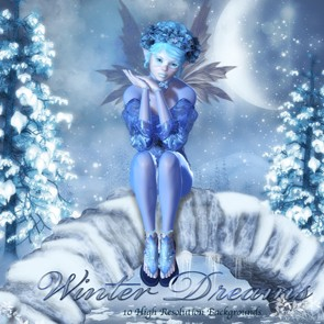 Winter Dreams Backgrounds