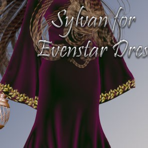 Sylvan for Dynamics 08 Evenstar Dress