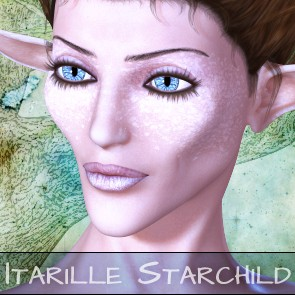 Itarille Starchild for Dawn