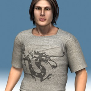 Dragon Shirt for Dusk