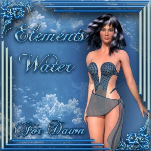Elements Water for Dawn