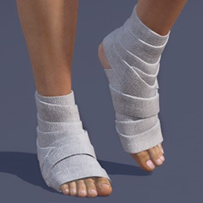 Ankle Bandages for Dawn