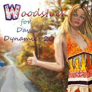 Woodstock for Dynamics 20 Jumpsuit