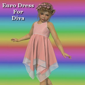 Dynamic Euro Dress for Diva