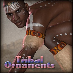 Tribal Ornaments for Dusk