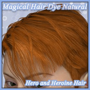 MHD Natural for Hero and Heroine Hair