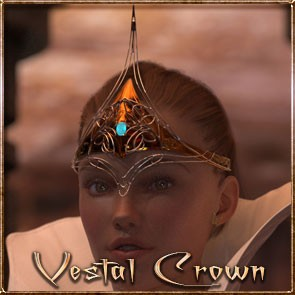 Vestal Crown