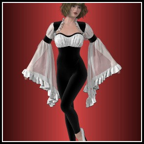 Dynamics 26 for Dawn - Flamenco Outfit