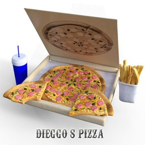 Dieggo's Pizza Time