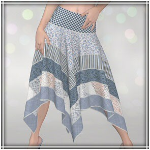 Handkerchief Skirt for Dawn