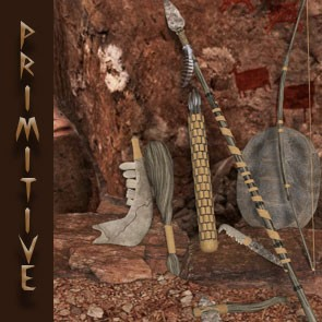 Primitive Textures for Savage Weapons