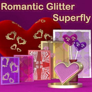 Romantic Glitter for Superfly