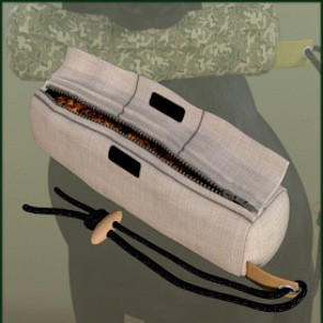 Morphable Snack Dummy for the HW Big Dog - DAZ Studio