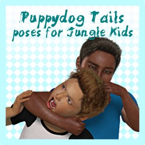 Friends and Family - Puppydog Tails