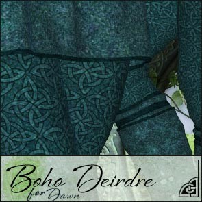 Boho Deirdre for Dawn