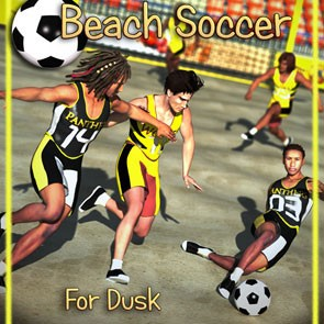 Beach Soccer for Dus