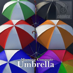 Morning Commute Umbrella