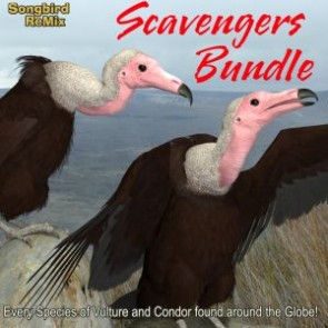 Songbird ReMix Scavengers Bundle