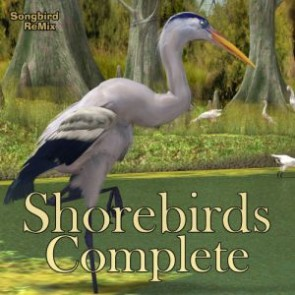 Songbird ReMix Shorebirds Complete