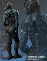 CyberSuit for Dawn (Poser)