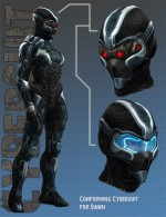 CyberSuit for Dawn (DS)