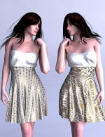 Wedding for Dynamic Cocktail Dress (Digital Download)