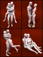 Romantic Poses for Dawn & Dusk