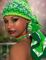 Face of Africa Skin Set 1 for Dawn
