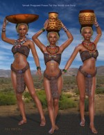 African Poses