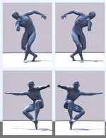 Freestyle Poses for Dusk