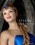 Tiaras for Everyone Value Stack-Poser
